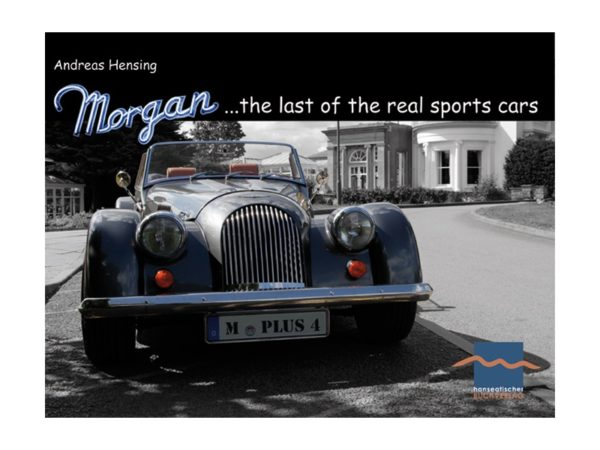 "MB045 - Buch - ""Morgan... the last of the real sports cars"