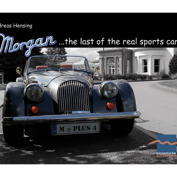 """MB045 - Buch - """"Morgan... the last of the real sports cars"""