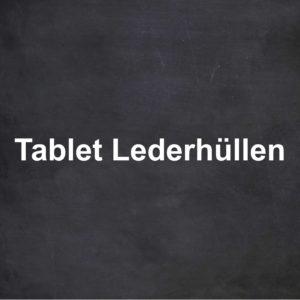 Tablet Lederhüllen